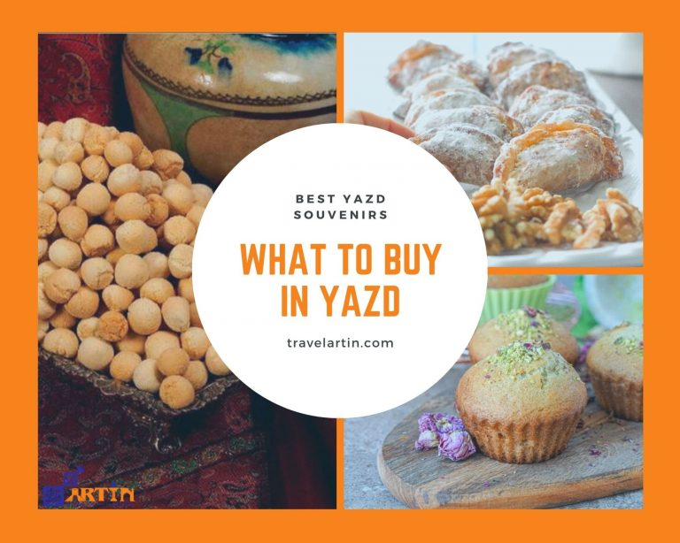 What to buy in Yazd souvenirs Travel Artin