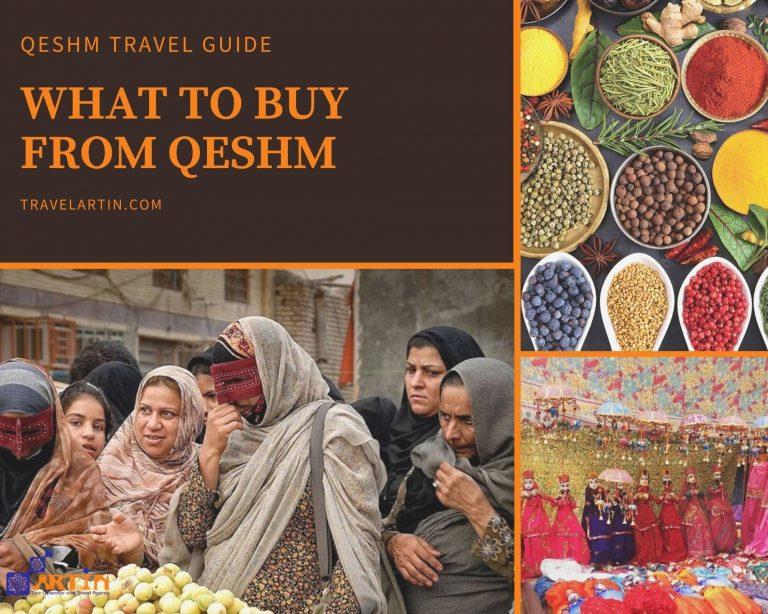 what to buy from Qeshm Iran travel guide Travelartin.com