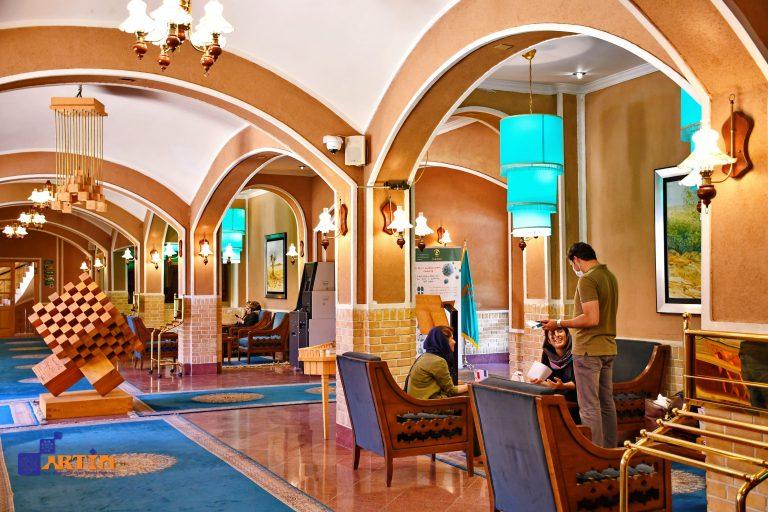 Yazd hotel traditional persian hotel