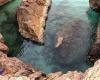 Hengam island clear waters in Qeshm