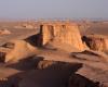 Lut desert hottest spot on earth Dasht-e Lut