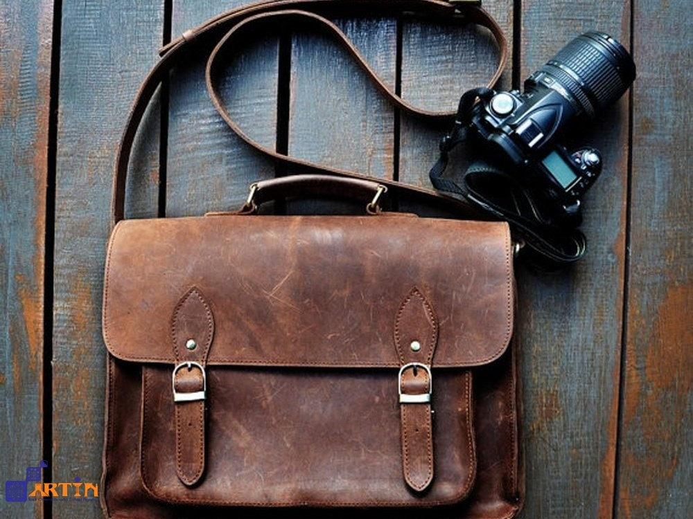 Persian leather hand crafted souvenir travelartin.com