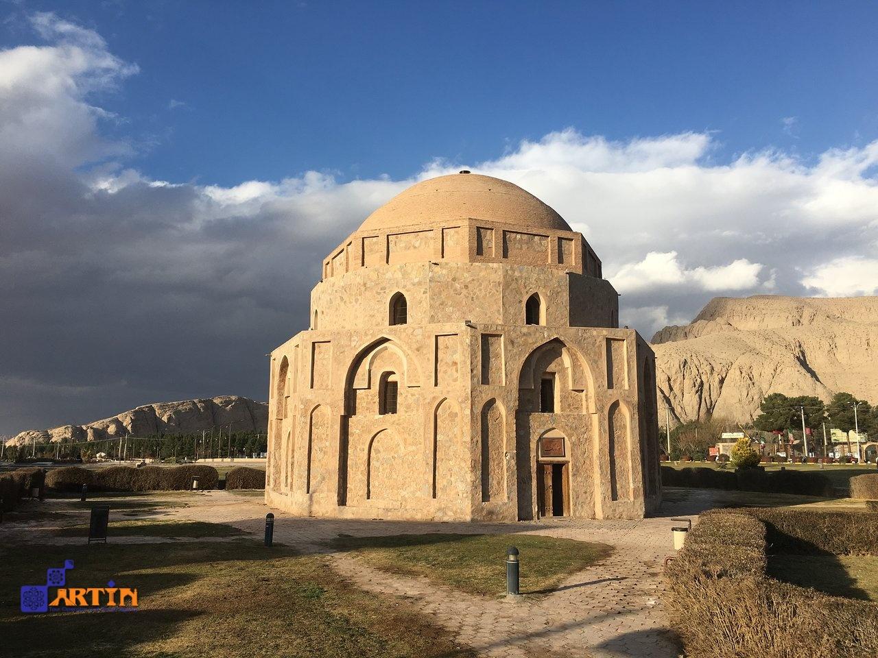 Japabilye dome in Kerman travel guide