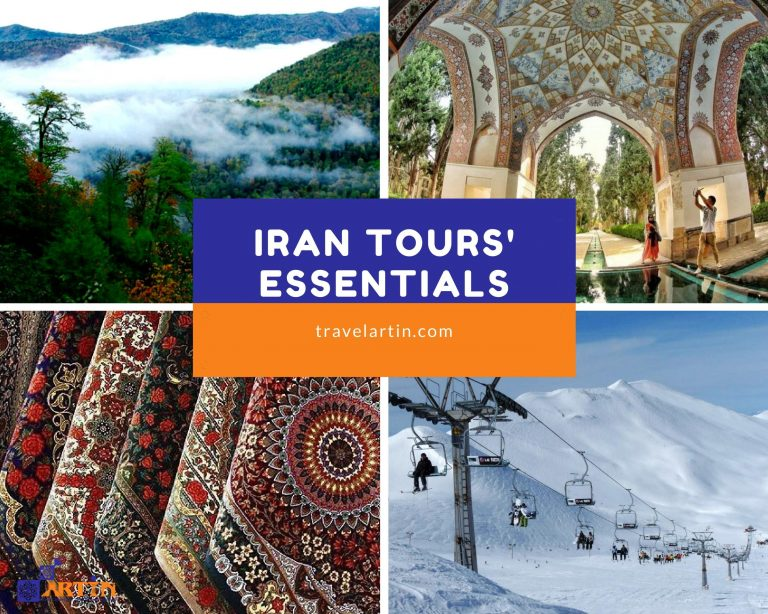 Top Iran tours for travelers and tourists visit Persian Artin Travel
