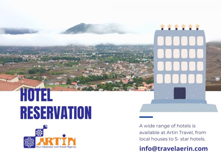 Hotel Reservation by iran Iran tour opeartors