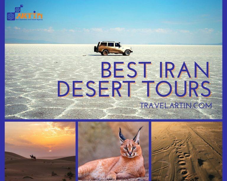 Tours in desert by Artin Travel