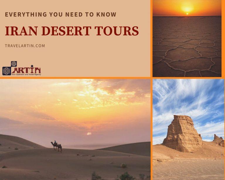 Iran tours in Deserts Artin Travel
