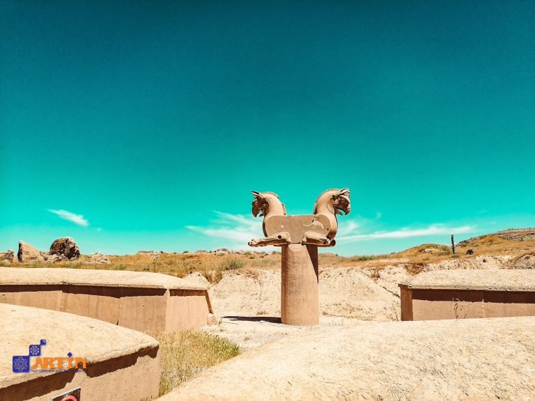 Tourist attraction in Iran Pasargadae travelartin.com