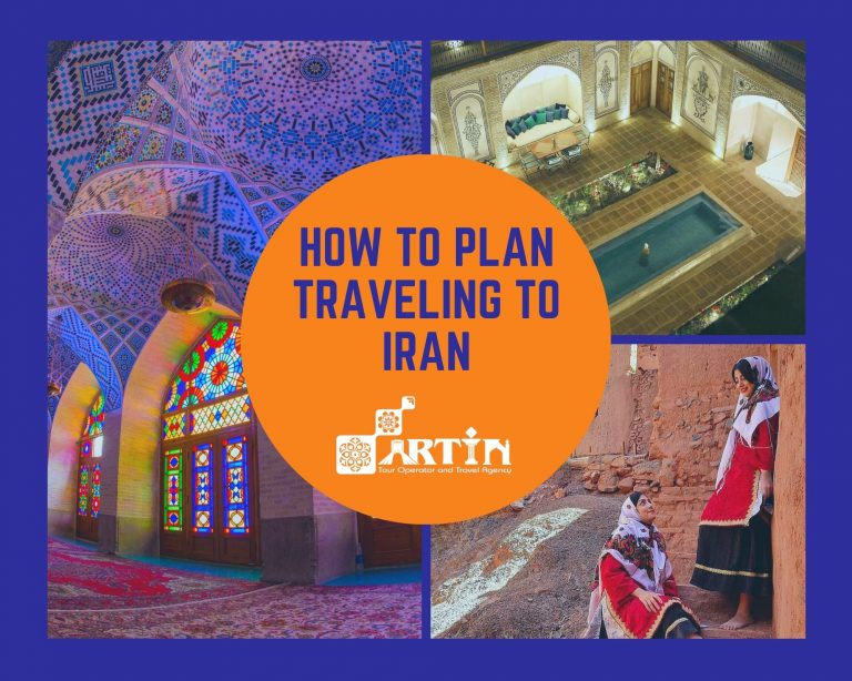 how to plan to traveling to iran