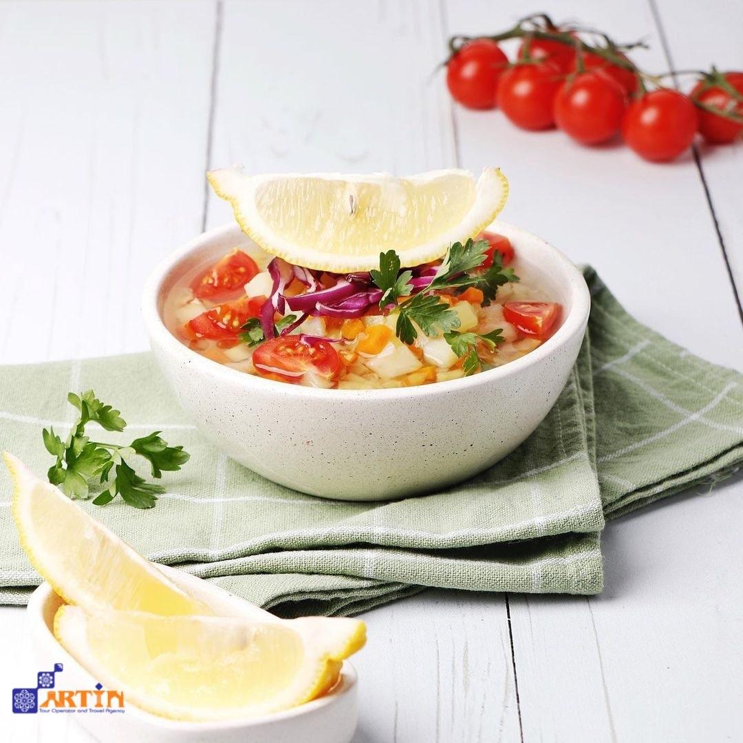 Vegan and Vegetarian Persian food