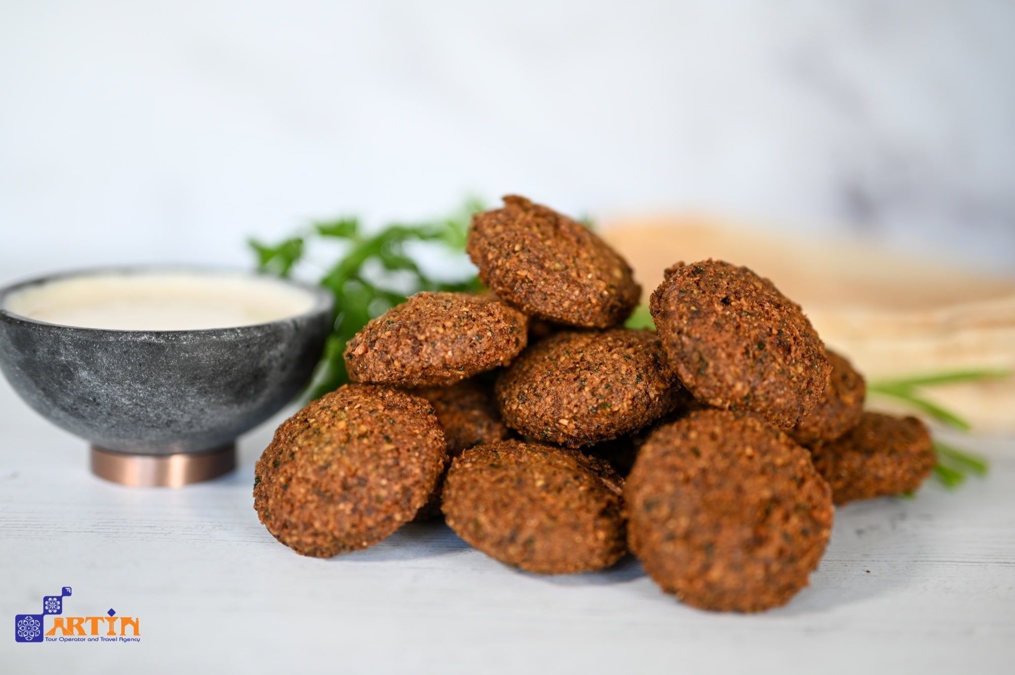 falafel Iranian food from south