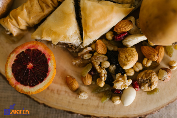 Persian Language in Travel (food) -travelartin