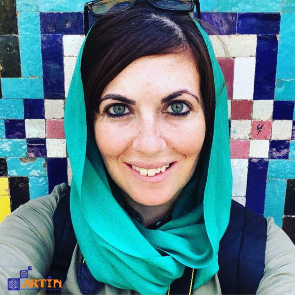 Solo female Travelers in Iran-travelartin
