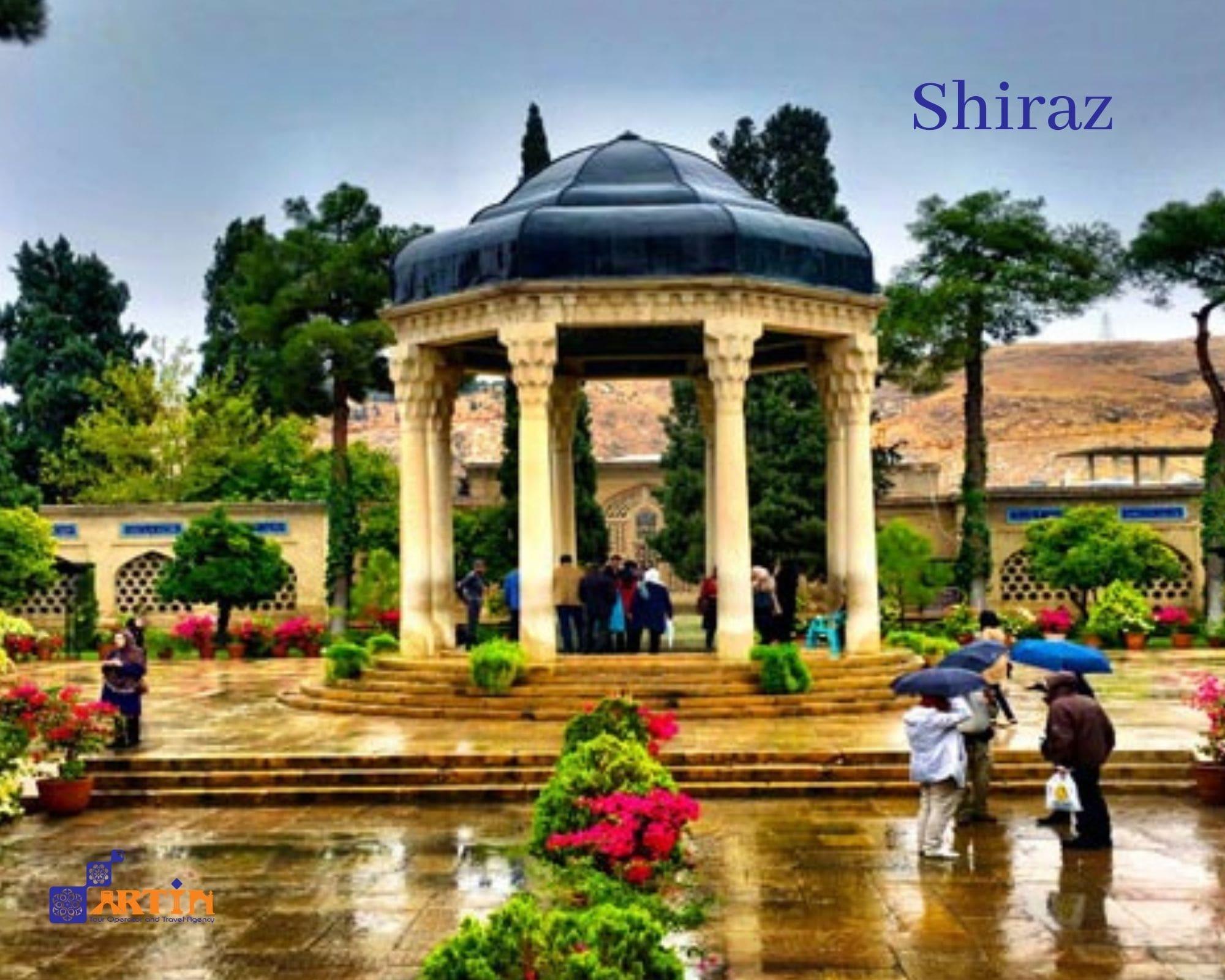 Iran Weather-shiraz-travelartin
