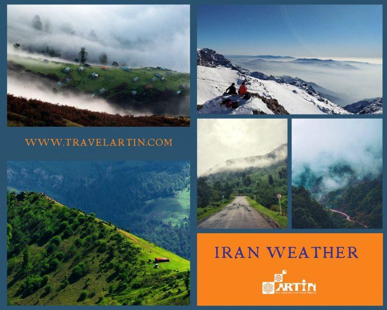 Iran weather - travelartin