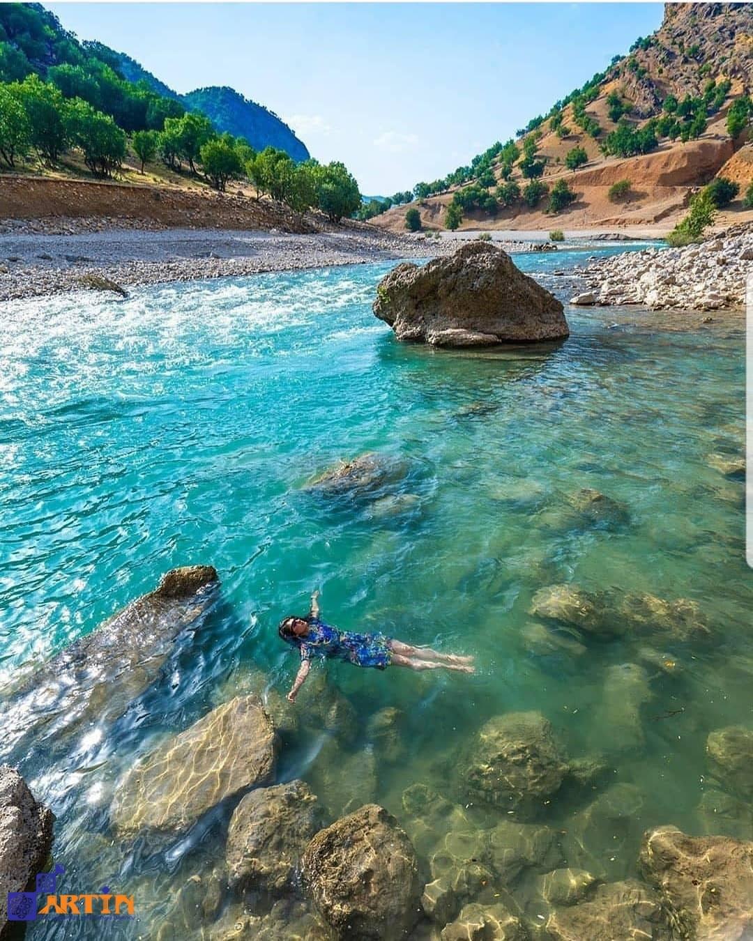 Highest mountains in Iran travelartin.com