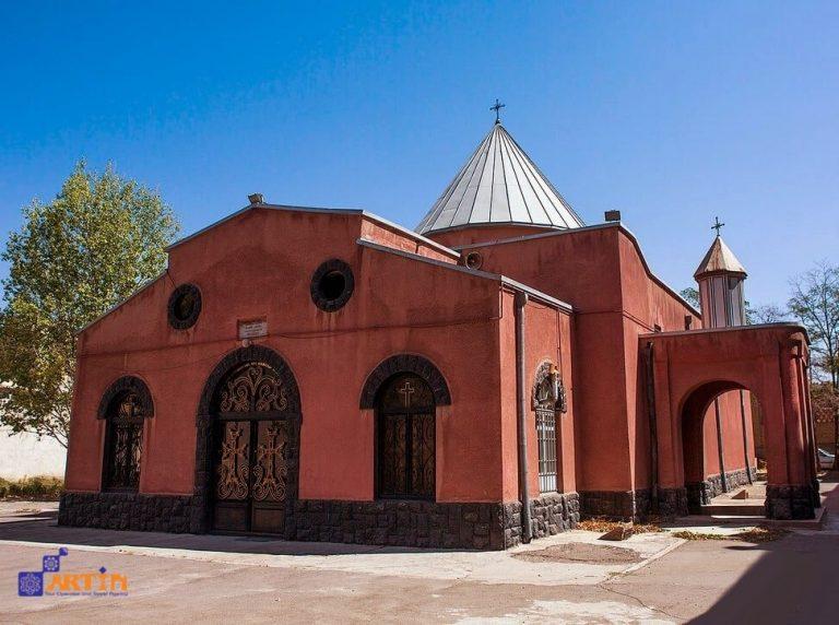 Saint Sarkis Church in Tabriz