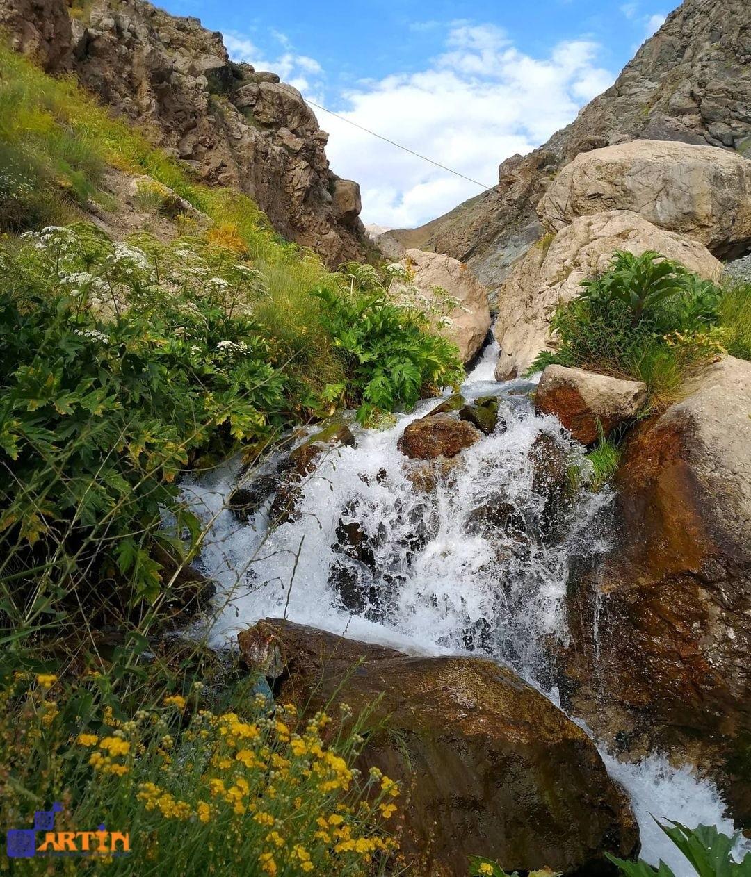 Best Iran mountains guide Alborz travelartin,com