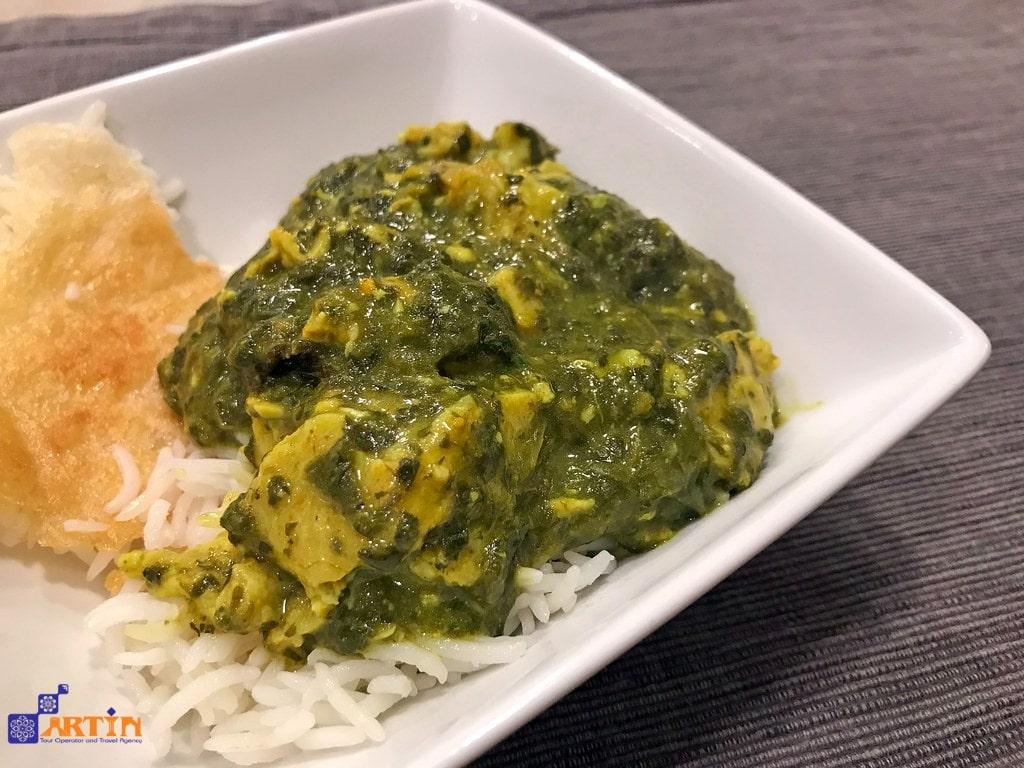 Torshi Tareh Persian food