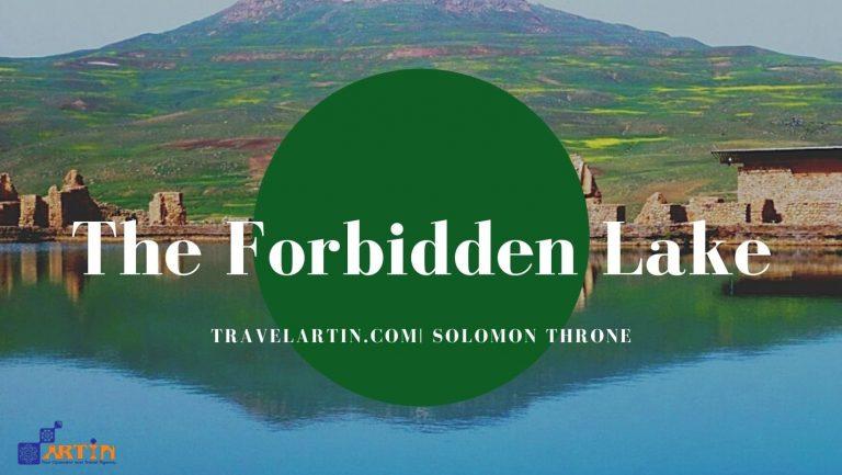 the forbidden lake in Iran tourist attraction travelartin.com