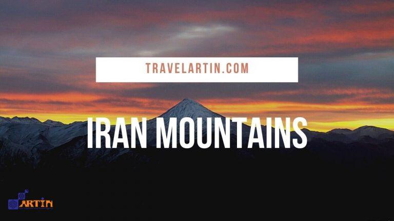 Iran mountains best peaks to climb Artin Travel