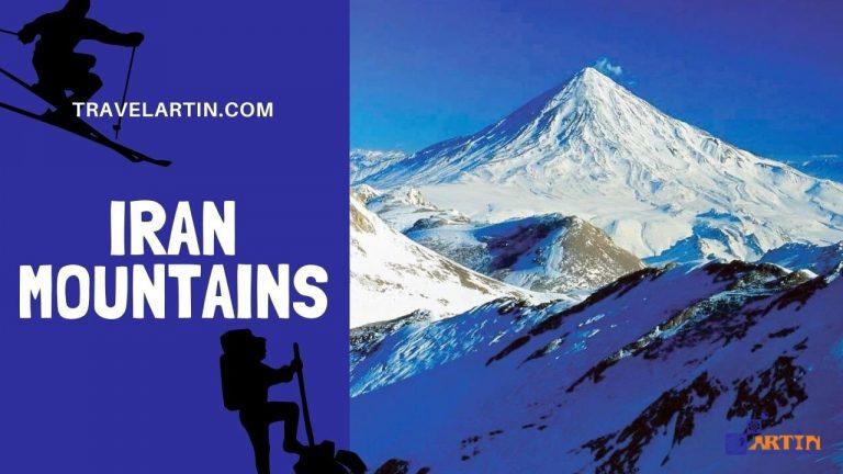 Guide to Iran Mountains Travelartin.com