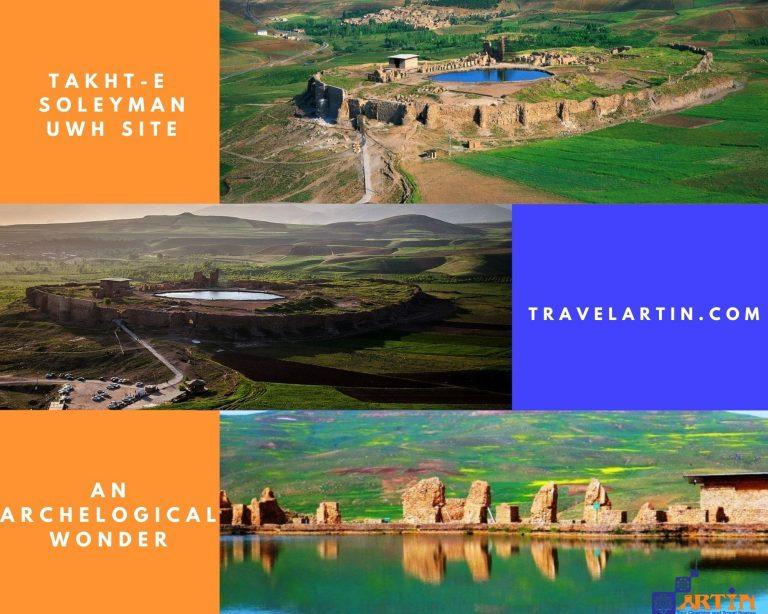 Takht-e soleyman solomon throne travel guide Artin Travel