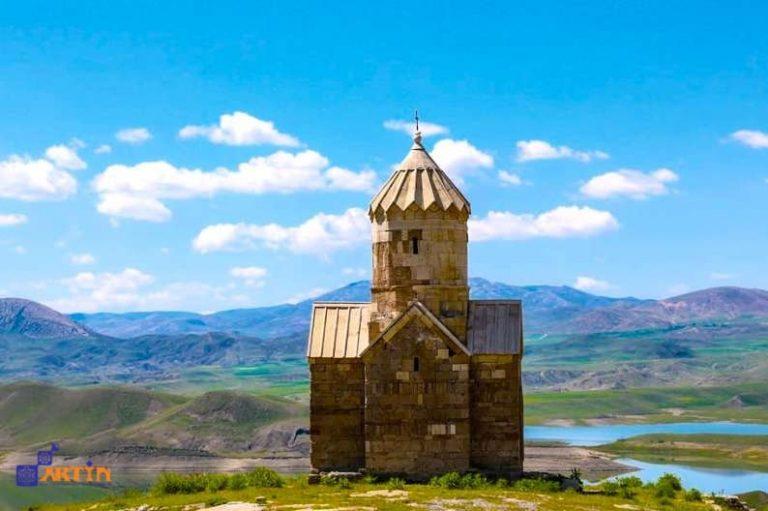 dzor dzor Armenian church in Iran