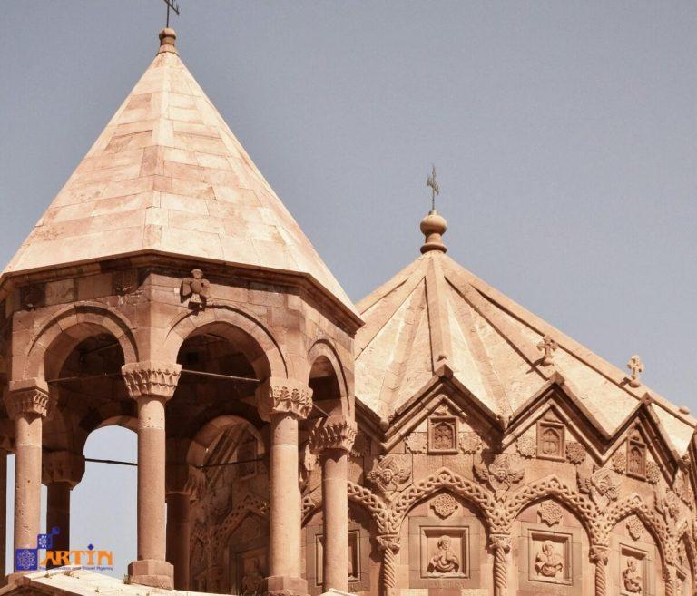 Saint Stepanos church in Iran travelartin.com