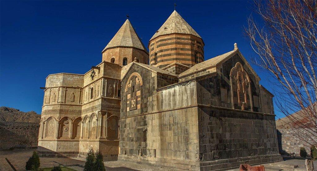 Iran Armenian monasteries Travel Artin