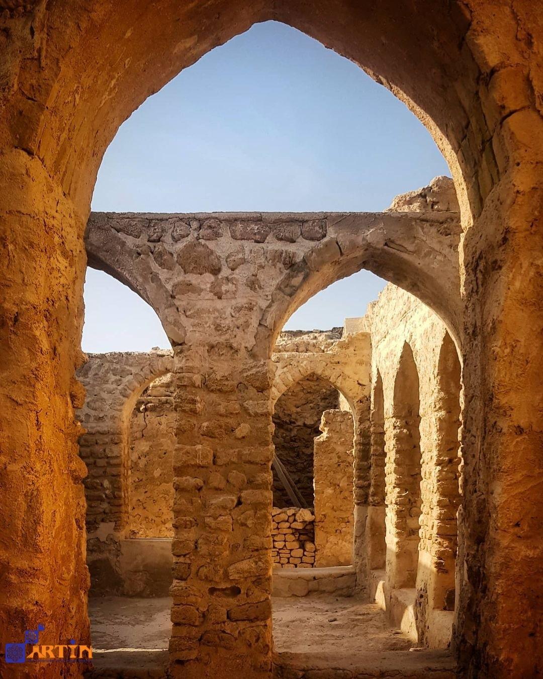 Harireh ancient city in Kish island