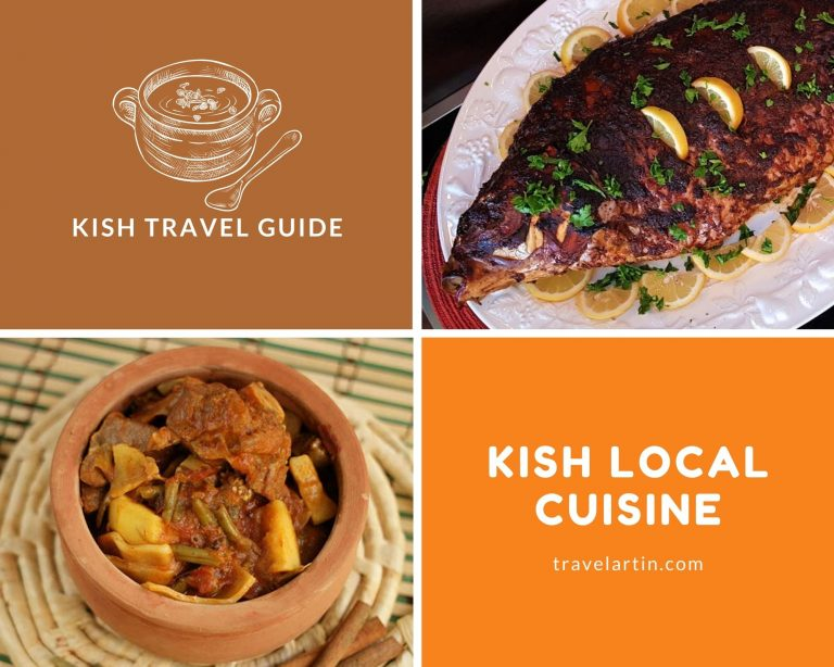 what to eat in Kish Perisan local cuisine