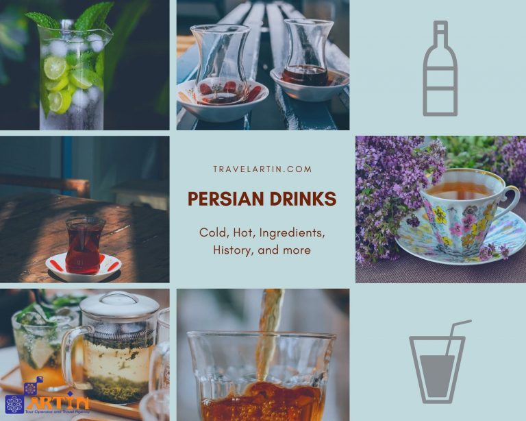 Best Traditional Persian Drinks Artin Travel