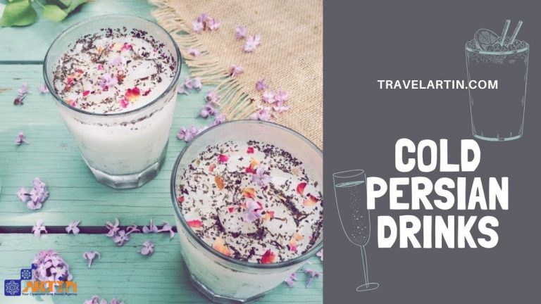 cold persian drinks travelers must try in Iran Artin Travel
