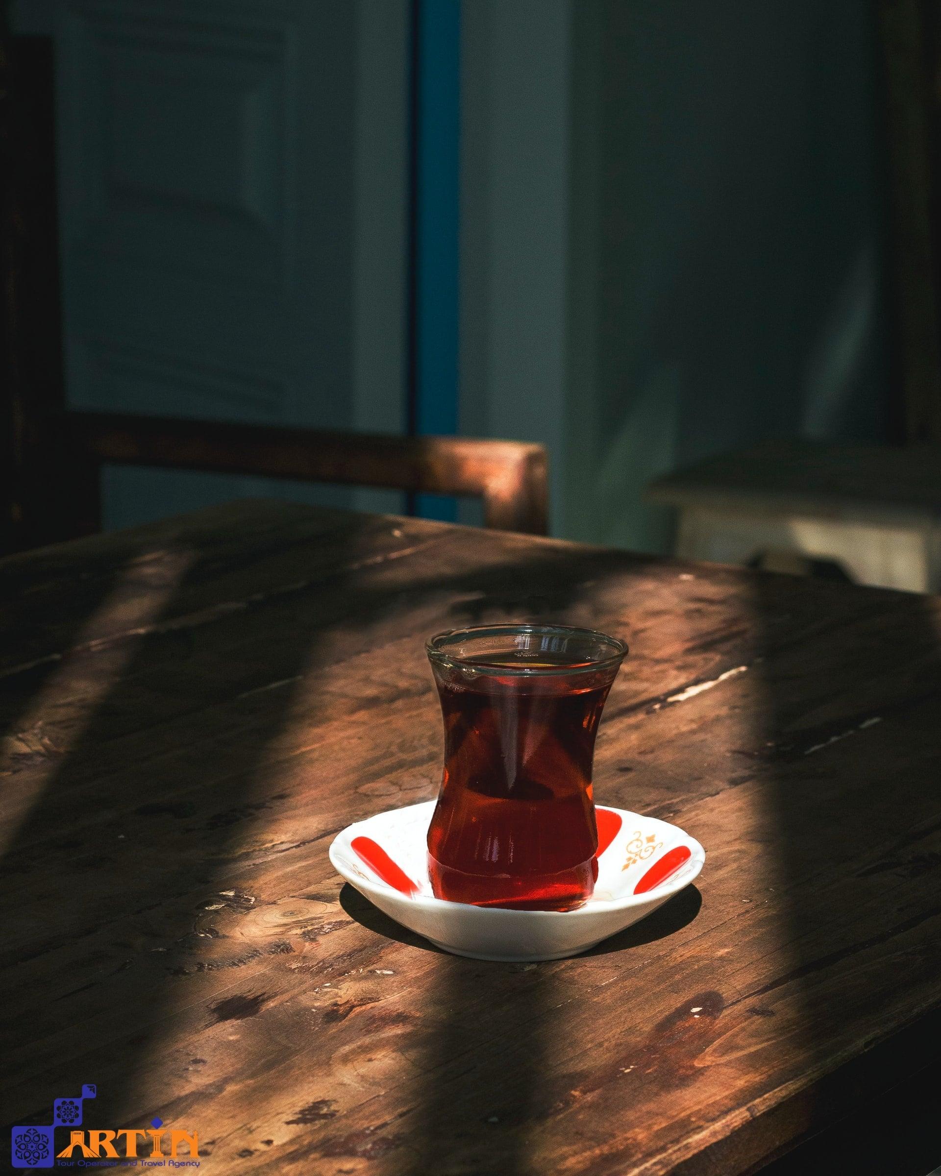 persian black tea chai travelartin.com