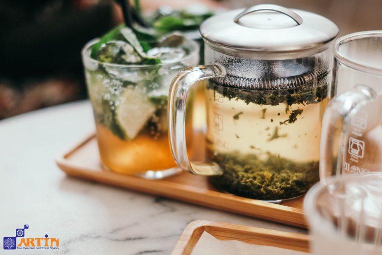 Iranian herbal drink travelartin.com