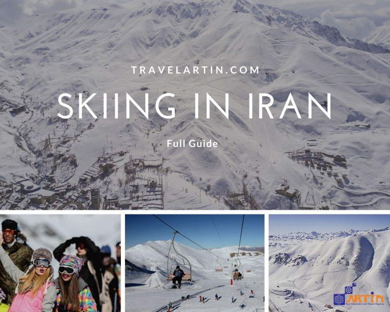 Skiing in Iran Artin Travel tours