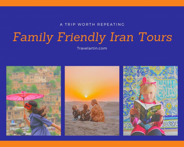 visit Iran with your family Iran tourist places Artin Travel