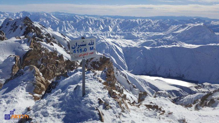 Oshtoran kooh Iran mountain in summer attraction travelartin.com