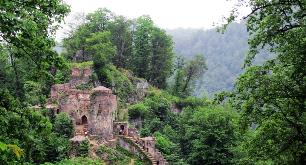 Hyrcanian Mixed forests in Iran UNESCO natural site