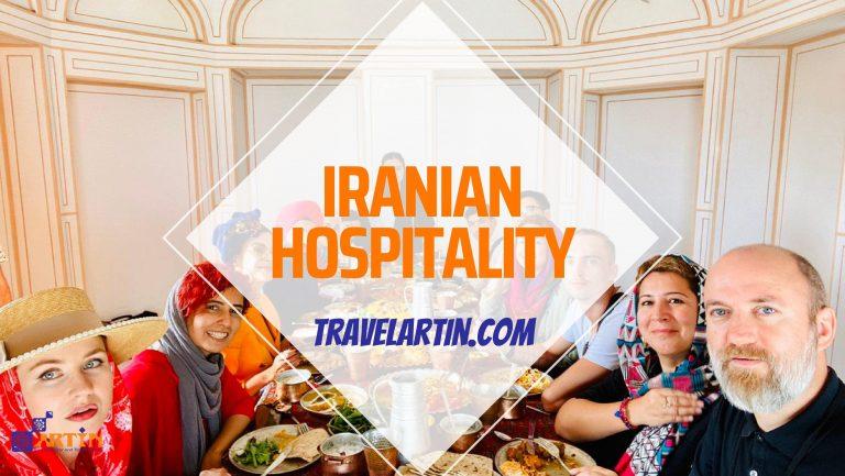 Persian people welcome you into Iran hospitality travelartin.com